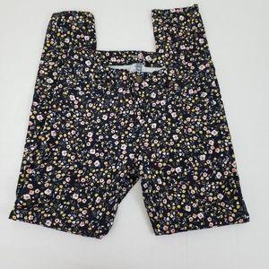 NY&Co Soho Flower Jeans Size 8